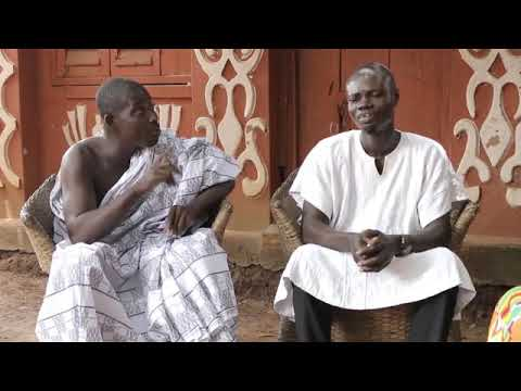 ABEBUO : AMANSIE BA face to face with ANANSE NTEITAN who is who