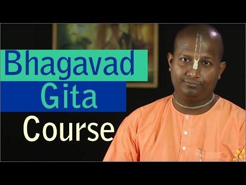 Bhagavad Gita Course by Das Gadadhar Prabhu in Marathi Day 1