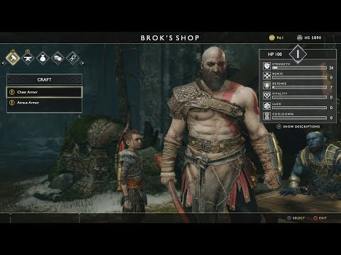 GOD OF WAR 4 - 15 Minutes of NEW Gameplay | PS4 (1080p)