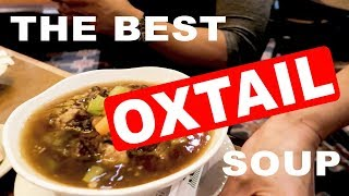 The Best Oxtail Soup In Vegas Youtube
