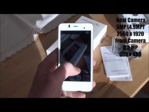 Unboxing and review: Alcatel One Touch Star 6010D