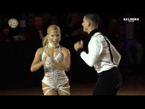 Jefferson y Adrianita, Colombia, Professional Salsa Cabaret, Final Round, World Salsa Summit 2017