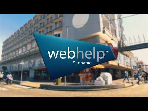 Go Offshore met Webhelp Suriname