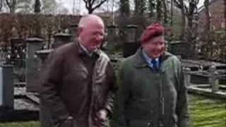 2008_03_29 Liefke Knol TV Noord en SAS veteraan Jaak Daemen