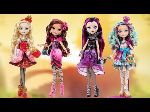 Ever After High Dolls ...