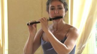 Daniel Dorff: TWEET  for solo Piccolo flute