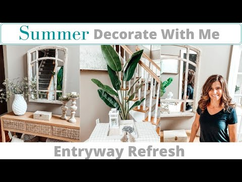 SUMMER DECORATE WITH