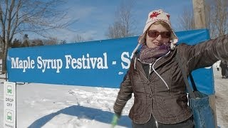 Bluevloggy (maple Syrup Festival, Piggies, And Pie Day Friday)