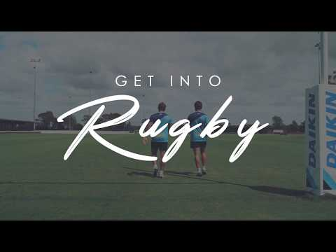 Get Into Rugby in 2020!
