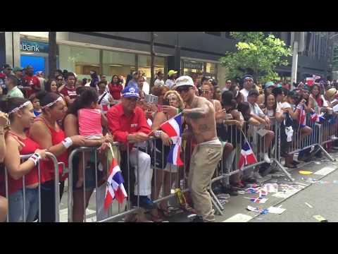 DOMINICAN PARADE 2016
