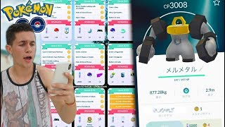 THE HARDEST QUEST TO EVER COME TO POKÉMON GO? NEW Meltan Quest FULLY REVEALED GUIDE!