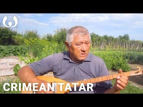 WIKITONGUES: Neceadin speaking Crimean Tatar
