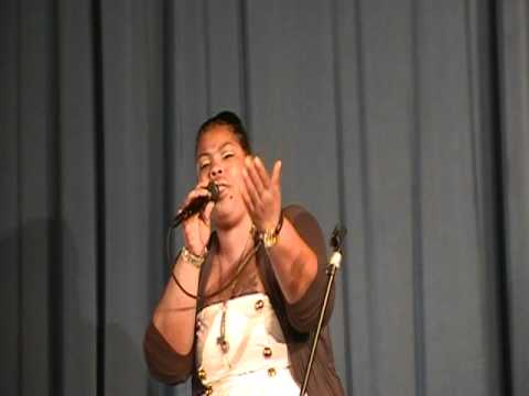 QUEEN CHANISE SINGS, TAKE IT SLOW, FOR BLACK MUSIC MONTH