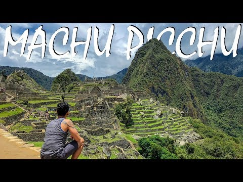 Journey to MACHU PICCHU (from Cusco)