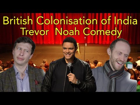 Trevor Noah Indian Colonisation Reaction | Head Spread | Reaction