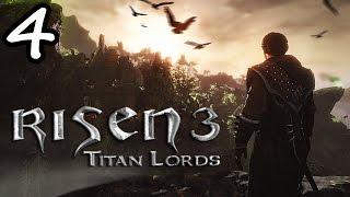 Прохождение Risen 3: Titan Lords #4