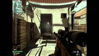 CoD: MW3|Gameplay|Sniper|Quickscope|Deutsch/German|PC