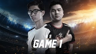 Adonis Esports vs Pho Bo Team - Game 1 - ĐTDV Mùa Xuân 2018 - Garena Liên Quân Mobile