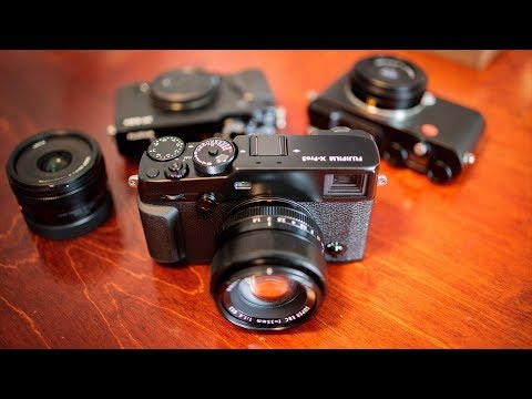 Fujifilm X-Pro 3 - 5 Reasons to Buy and a few Negative First Impressions