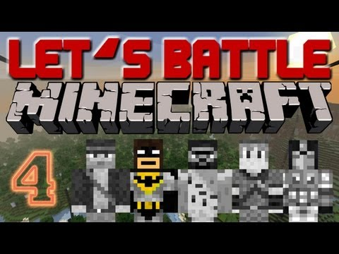 Minecraft Battle Season 1