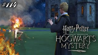 Ein DUELL gegen TONKS! 🔥 | Harry Potter: Hogwarts Mystery #114