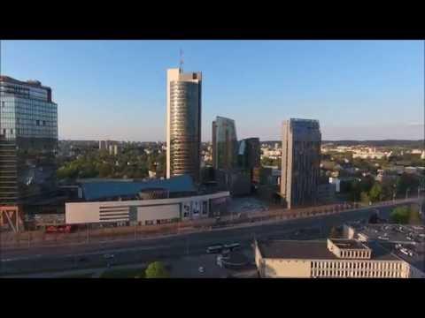 Discover Lithuania (Drone Phantom 4)