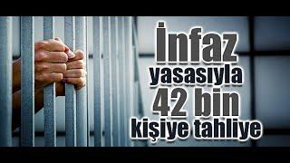 AF Yasası ve Ceza İnfaz İndirimi Son Dakika Yeni Bir Haber