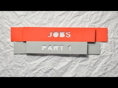 Jobs - Part 1 ภาษาอังกฤษ ม.1-3