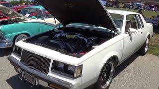 1985 Buick Regal T Type