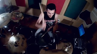 Parkway Drive - Crushed - Drum cover