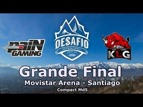 paiN x KLG - Final Desafio Internacional - Chile