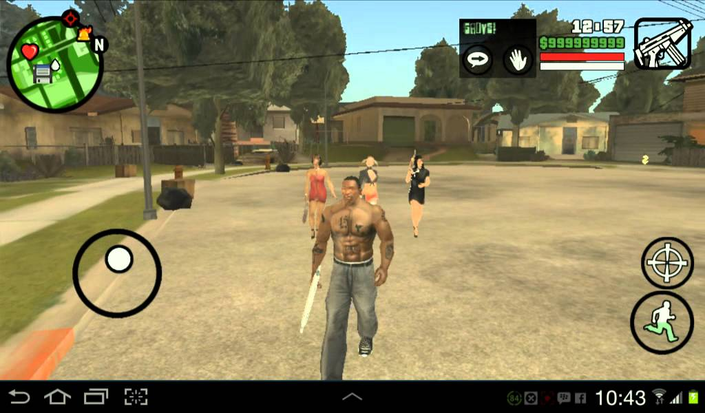 gta san andreas bodyguard mod free download