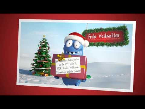 Sonnenstaatland wünscht frohe Weihnachten!