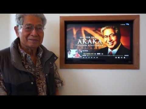 Senator Daniel Akaka  @  MIS Historic Learning Center (Clip No. 6)