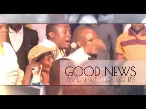 GoodNews Zimbabwe Highlights | Prophet Shepherd Bushiri