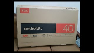 TCL 40 S6500 Smart Android TV