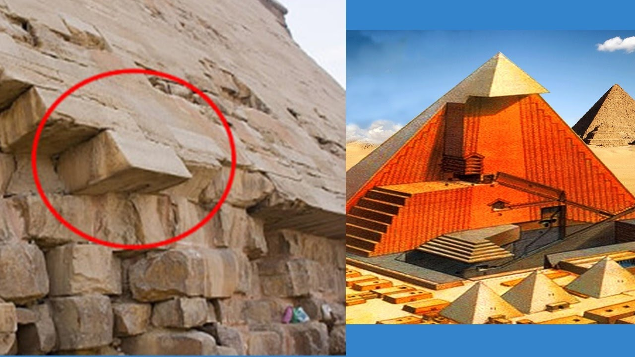 an analysis of the great pyramid of egypt A team of researchers from egypt, japan, france and canada have discovered a passageway and a chamber within the great pyramid of giza.