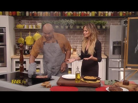 George Foreman's Secrets To Grilling The Perfect Steak