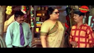 Ponmudipuzhayorathu Malayalam Movie Comedy Scene Indirans And Bindhu Panikar