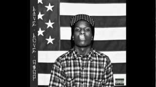 ASAP Rocky Palace Instrumental