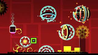 """Geometry Dash """"Theory of Everything"""" Level 12 100% Complete"""