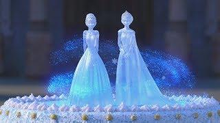 Frozen Fever (2015) - Memorable Moments