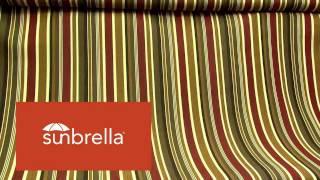 Sunbrella Brannon Redwood Furniture Fabric 5612-0000