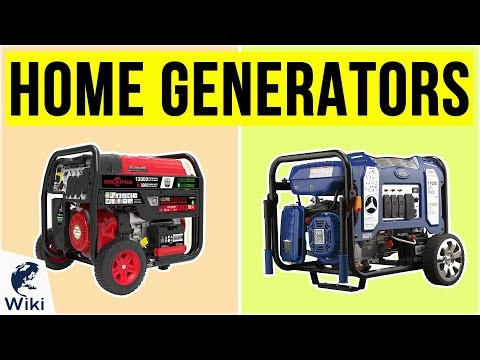 10 Best Home Generators 2020