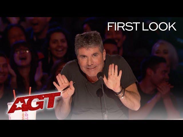 Your First Look At An ALL NEW SEASON Of AGT - America's Got Talent 2019