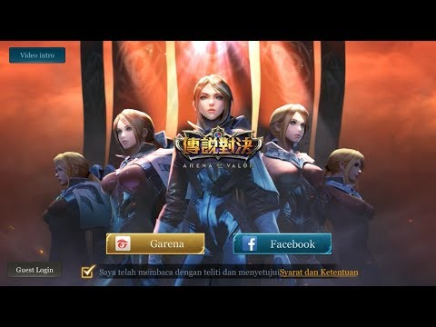 Epic Soundtrack New Opening Game - Arena Of Valor AOV