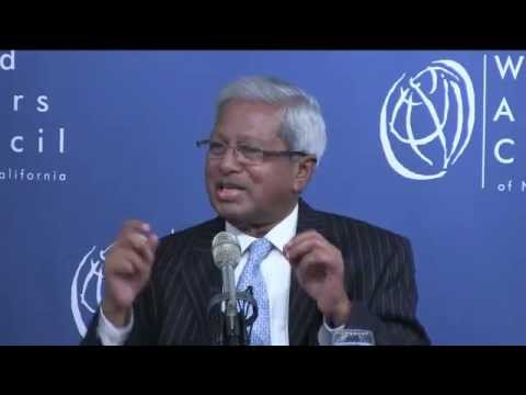 Fazle Hasan Abed on Poverty Alleviation in Bangladesh: Lessons for Africa and Asia