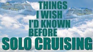Cruises singles All inclusive