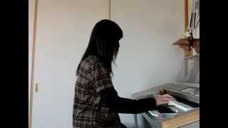 NHK朝ドラ カーネーションのメインテーマを弾いてみました。 音色とリズ...