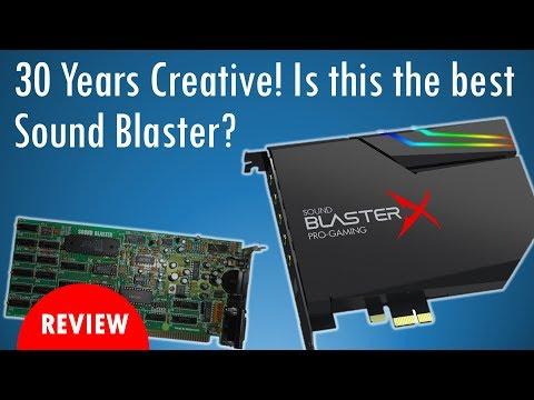 Is the SoundBlasterX AE-5 Creative's best Sound Blaster?